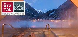 AQUA DOME - Ski und Therme