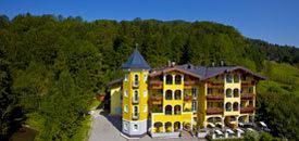 Hotel FISCHERWIRT Natur.WaldSPA