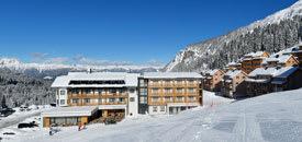 Skiurlaub im ALMHOTEL Kärnten