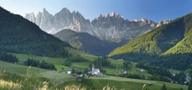 Paradies im UNESCO Welterbe