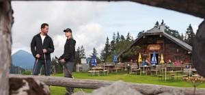 Almwanderungen, Quelle: Hotel Ebners Waldhof in Fuschl am See