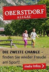 Aktivurlaub in Oberstdorf